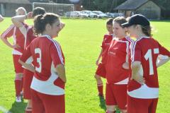 Damen - FC Blau Weiss Oberburg 02.06.2012